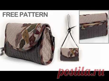 Изготовление стёганых сумок, Бесплатные шаблоны стёганых сумок, Шаблоны для создания сумок