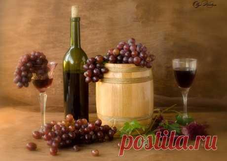 Виноградное бренди в домашних условиях