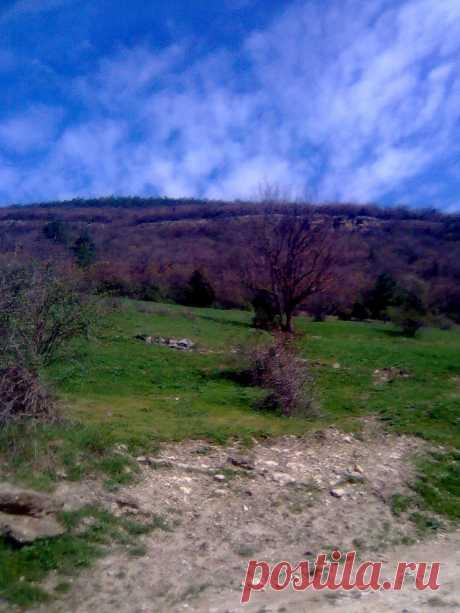 Долина реки Альтадор