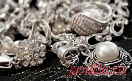 Как чистить серебро: самые популярные методы