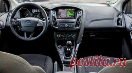 Обзор нового рестайлинга Ford Focus