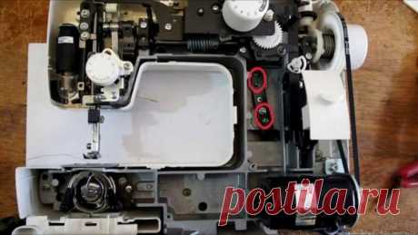 Уход и мелкий ремонт швейной машины (Шитье и крой) – Журнал Вдохновение Рукодельницы