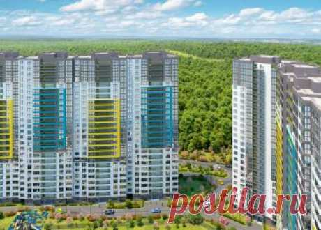 ЖК Теремки, Киев - актуальные цены на квартиры от застройщика Интергал-Буд