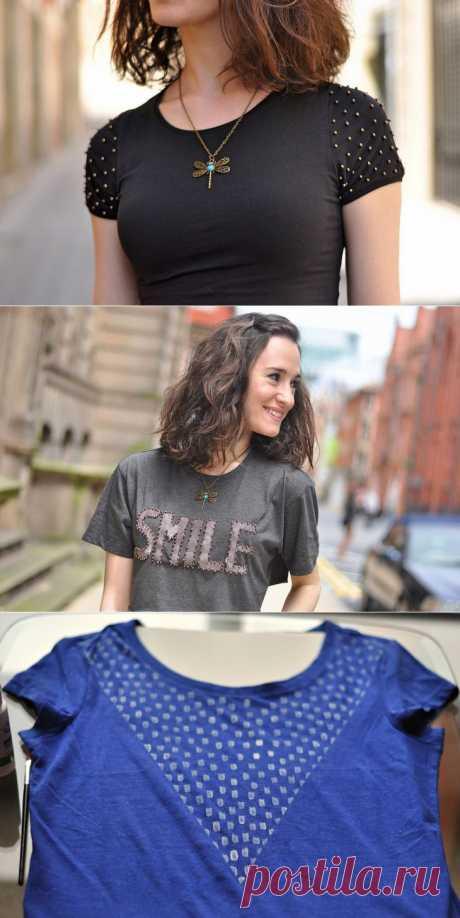 3 camisetas (DIY) \/ las Camisetas DIY \/ la SEGUNDA CALLE