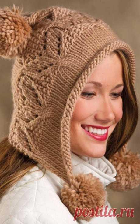 Оригинальная шапочка — DIYIdeas