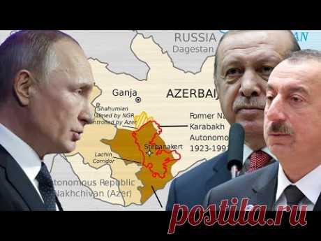 "Терпению пришёл конец: Азербайджан и Турция ""ударили"" по Кремлю нефтяным бойкотом..."