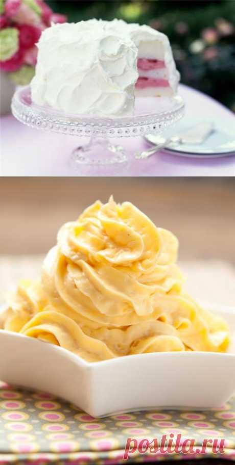 Рецепты крема для торта, варианты их приготовления, какой лучше выбрать? Все это мы и узнаем сегодня.