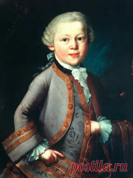 ✨ Никто не вспоминает, что у Моцарта должна же быть бабушка