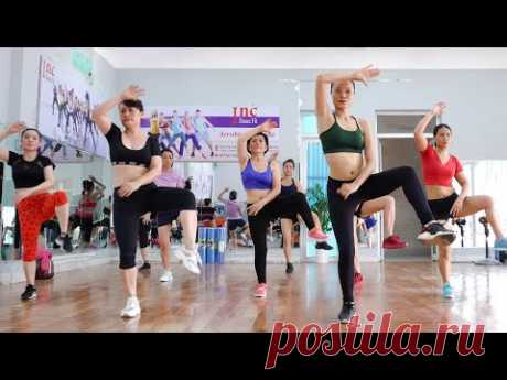 AEROBIC DANCE | 20 минут аэробной тренировки жира живота быстро