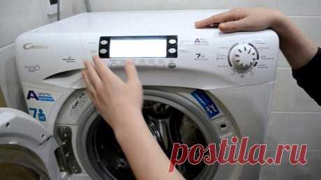 О чём говорит стиральная машина? мы собрали все коды ошибок для разных моделей… — Мой уютный дом