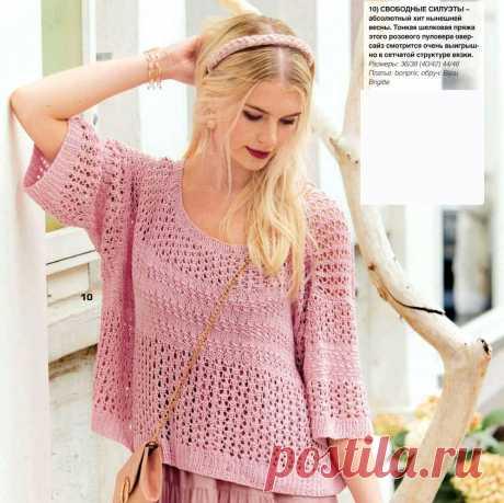 Женские пуловеры, джемперы и кардиганы для весны | Всё лучшее - маме | Яндекс Дзен