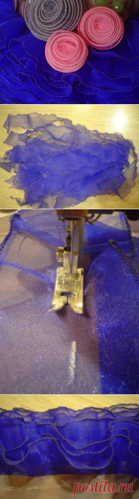 Шьем пышную юбку - Ярмарка Мастеров - ручная работа, handmade
