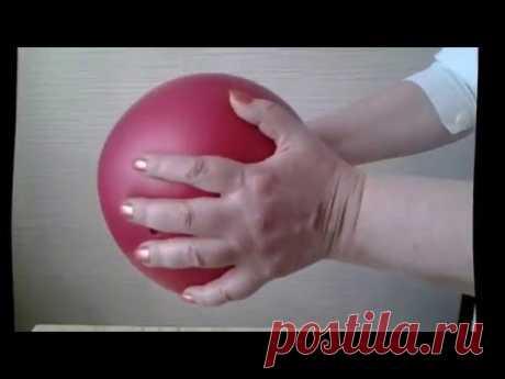 ЛФК (лечебно-физкультурный комплекс) (часть 2)после перелома руки,лучезапястного сустава.