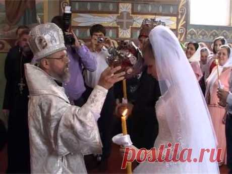 Свадьба сына священника.
