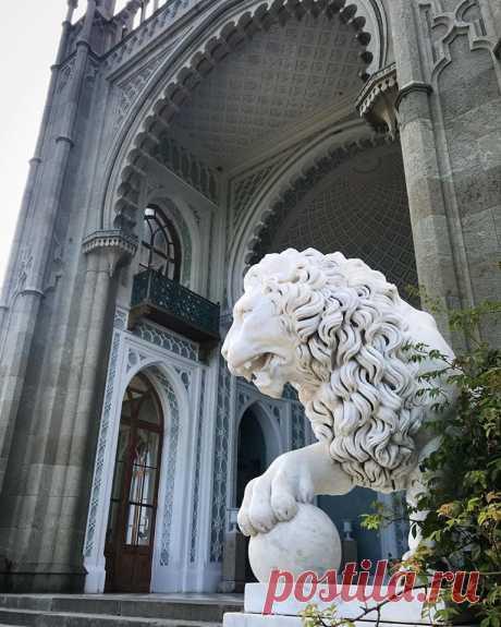Воронцовський палац у Криму