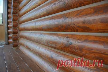 Топ-5 покрытий, лучше всего подходящих для деревянных стен