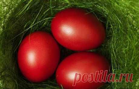 10 способов окрашивания пасхальных яиц — Lady Блог