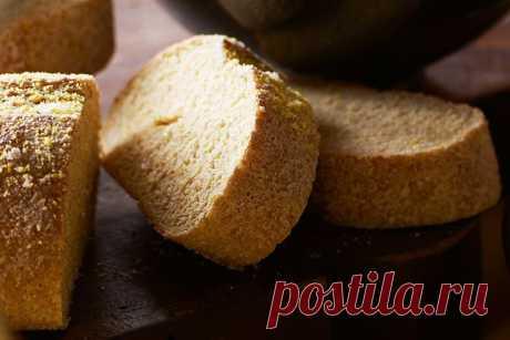 Corn bread (Broa)