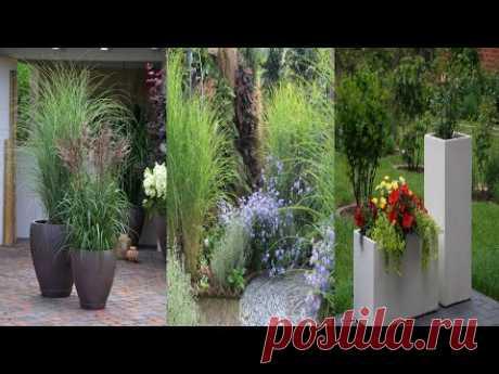 Для садовых клумб прекрасные идеи дизайна