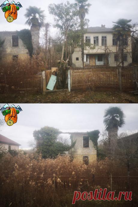 Приехал в Абхазию и удивился большому количеству заброшенных домов, решил разобраться   Тур в Мир   Яндекс Дзен