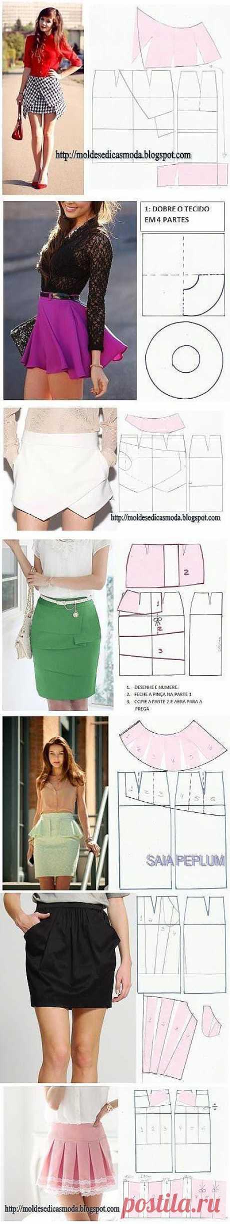 DIY Stylish Skirts DIY Projects | UsefulDIY.com