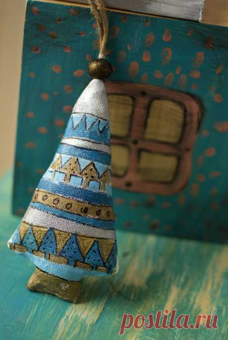 Час на творчество: 3 любимых мастер-класса к Новому году