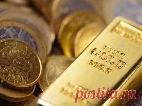 Золото на современном мировом рынке   Cash for cash