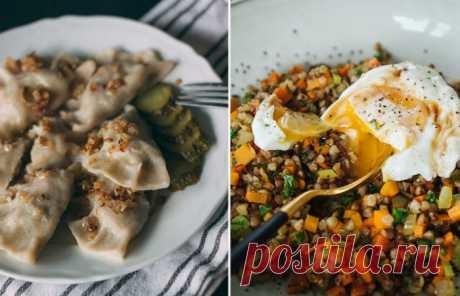 Вкусные и очень простые блюда из гречки | Делимся советами