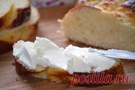 """Готовим сыр """"Филадельфия"""" в домашних условиях 130 ккал на 100 гр  Ингредиенты:  Показать полностью…"""