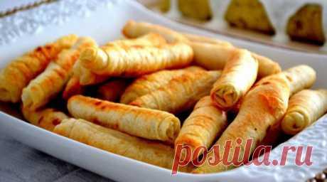 Сигара бёрек: Вкусная турецкая закуска - Четыре вкуса - медиаплатформа МирТесен