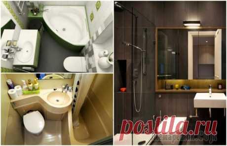 16 актуальных решений, которые стоит взять на заметку владельцам маленьких санузлов Реальность такова, что у большинства наших соотечественников размеры ванных комнат оставляют желать лучшего. Казалось бы, о каком стиле и дизайне может идти речь, если в такое крохотное пространство с...