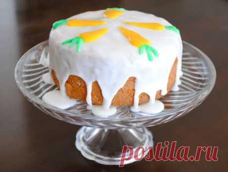 Невыразимая легкость кулинарного бытия...: Швейцарский морковный пирог.