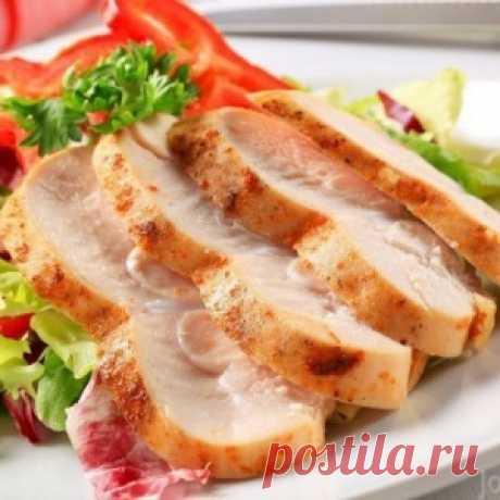 Куриная грудка, похожая на ветчину, приготовь на ужин - МирТесен