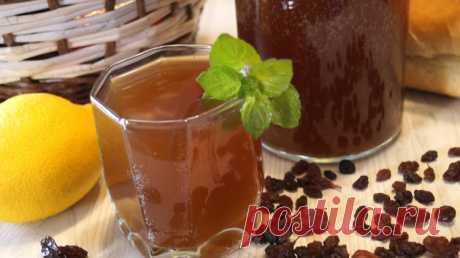 Самый быстрый кваc, вкус и аромат просто потрясает - Простые рецепты Овкусе.ру