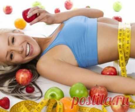 Здоровое похудение: как активизировать обмен веществ - health info
