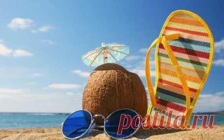 Пляжные лайфхаки: топ-7 советов которые избавят от проблем и сделают #отдых приятнее