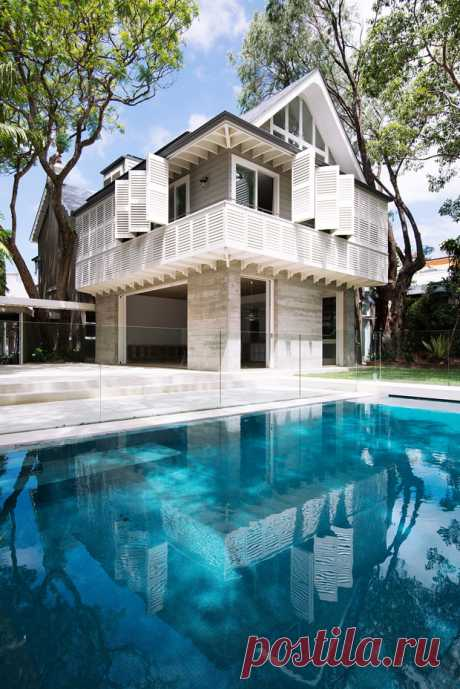 The house in Sydney (ETODAY Internet magazine)