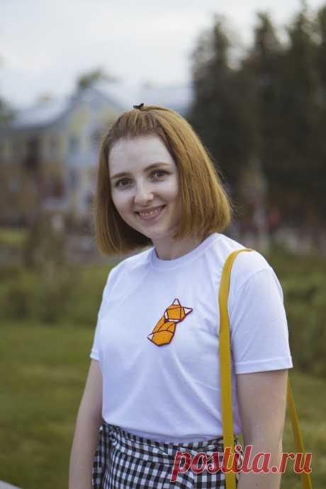Bezdushna Fashion: DIY, Fashion, Lifestyle: DIY: Декорирую белую футболку бисером data:blog.metaDescription