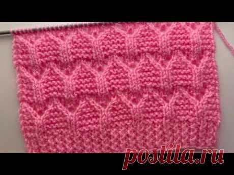 Узоры спицами от Sk Knitting