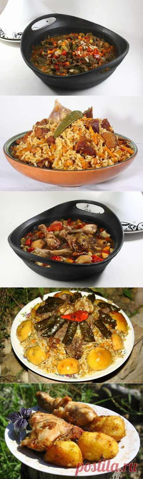 Bdyuda en tadzhine. El blog de la alimentación Azu.uz