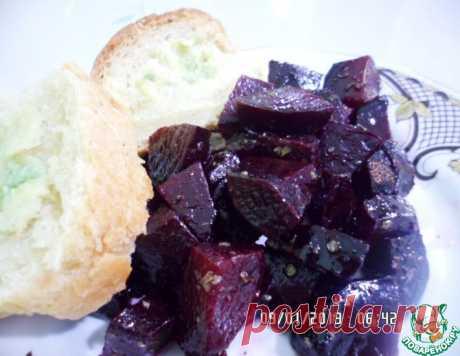 Гарнир из свеклы от Джеймса Оливера – кулинарный рецепт