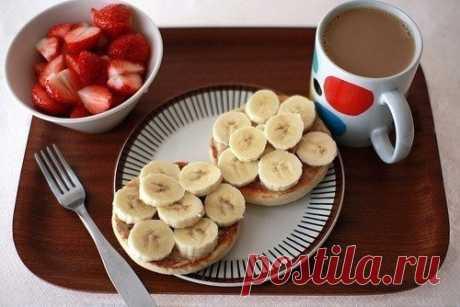Отличный ланч и питание после тренировки