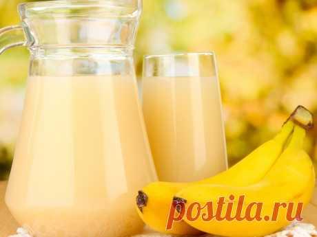 Готовим банановый кисель от кашля  Не является традиционным русским, но это прекрасное средство от кашля, вылечивает даже бронхит! Особенно помогает маленьким деткам, да и взрослым тоже.Ингредиенты:1 банан (крупный, зрелый) 1 ст.ложка…