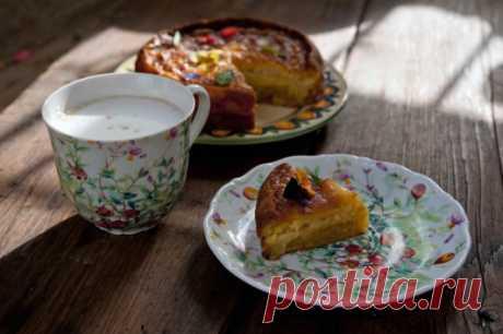 Яблочный пирог из Больцано/ Torta di mele bolzanese