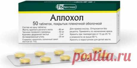 Эффективные желчегонные препараты: лекарства, травы и народные средства для разжижения желчи при ёё застое