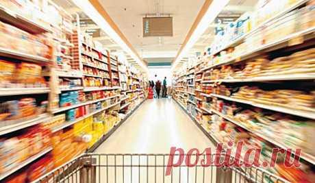 (+1) a subject - Secrets of a supermarket | ALWAYS in shape!