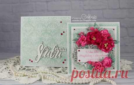 Moja papierowa kraina: Ślubny komplet