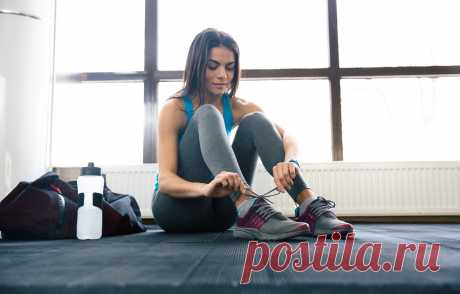 Какие женские кроссовки выбрать для тренажёрного зала?
