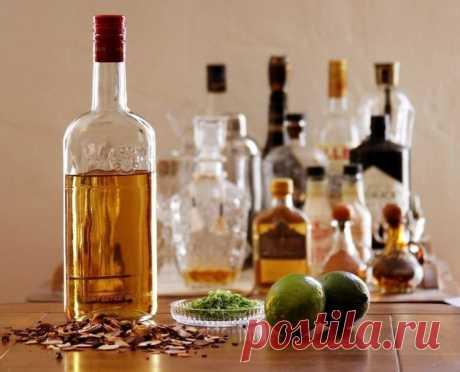 Instant liqueurs