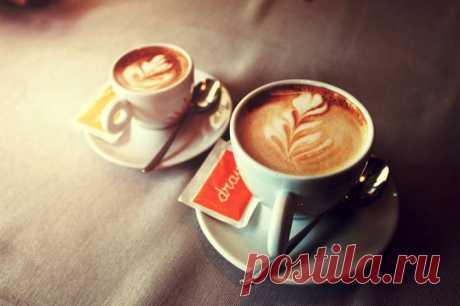 Шесть рецептов кофе, ради которого хочется просыпаться - БУДЕТ ВКУСНО! - медиаплатформа МирТесен
